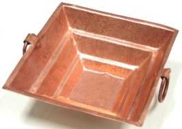 copper Pooja items